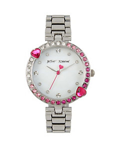 Sweethearts Forever Silver Watch