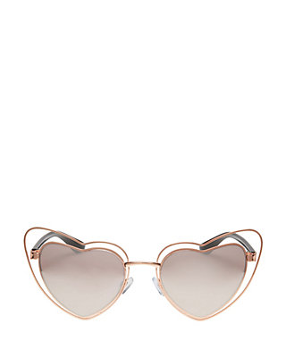 Swinging Hearts Sunglasses by Betsey Johnson