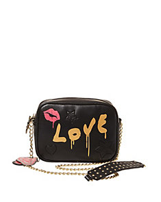 THING CALLED LOVE CAMERA CROSSBODY