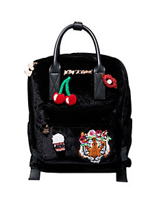 TIGERS AND CHERRIES AND LIPS OH MY BACKPACK