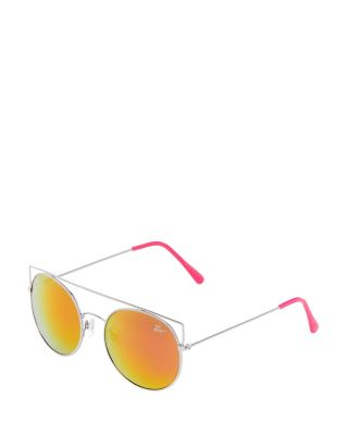 TOP IT OFF SHADES PINK ORANGE