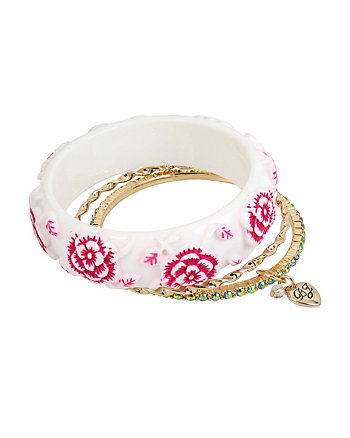 TROPICAL PUNCH BANGLE SET