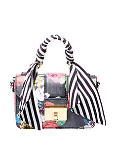 Wred Up In You Top Handle Mini Bag