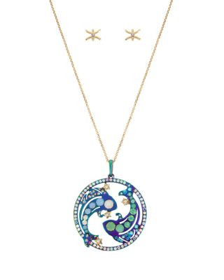 Image of ZODIAC PISCES SET MULTI