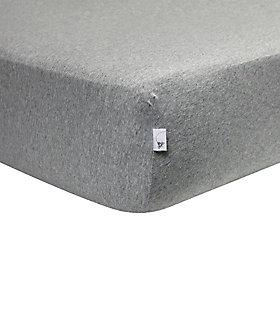 Solid Organic Cotton BEESNUG™ Fitted Crib Sheet