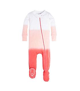 Baby Dip Dye Organic Cotton Sleeper