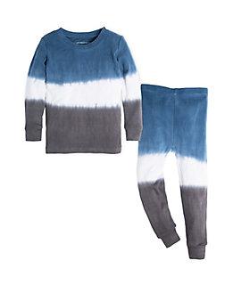 Baby Dip Dye Organic Cotton Pajama Set