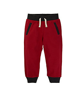 Baby Organic Cotton French Terry Jogger Pant
