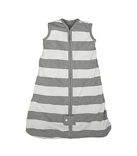 Beekeeper™ Rugby Stripe Baby Wearable Blanket