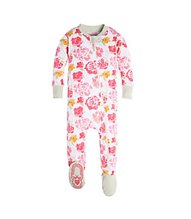 Baby Rosy Spring Organic Cotton Sleeper