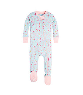 Baby Ditsy Floral Organic Cotton Sleeper