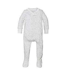 Baby Alphabet Bee Organic Cotton Sleeper