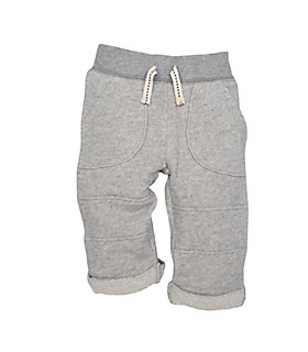 Toddler Loop Terry Rolled Cuff Pant