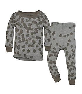 Kids Watercolor Bee Organic Cotton Pajamas