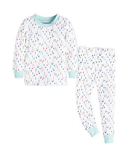 Kids This Way Organic Cotton Pajama Set