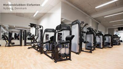 nyborg fitness
