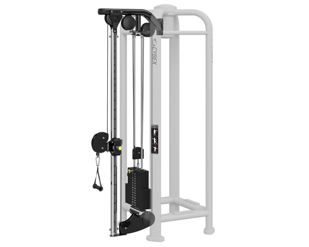 Pwr Play Traditional Station Adjustable Cable Column Cybex