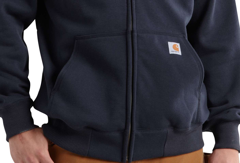 Hidden inner-pocket keeps your phone or wallet secure