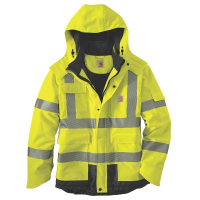 High Visibility Jackets &amp Safety Jackets | Carhartt