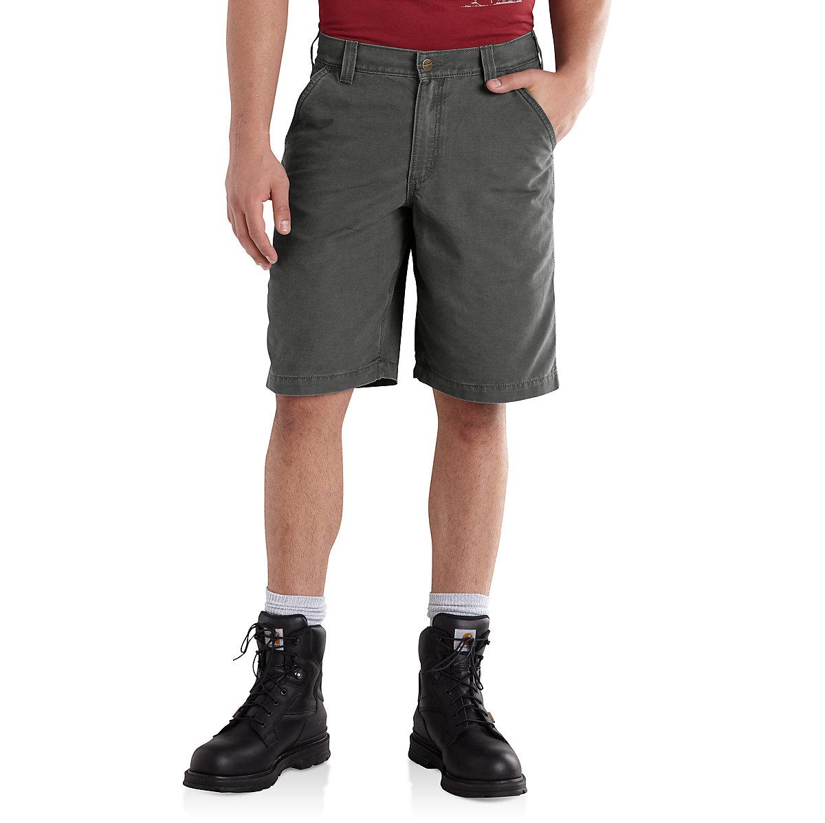 Carhartt Men's Gravel Ardmore Khaki Short - front ...