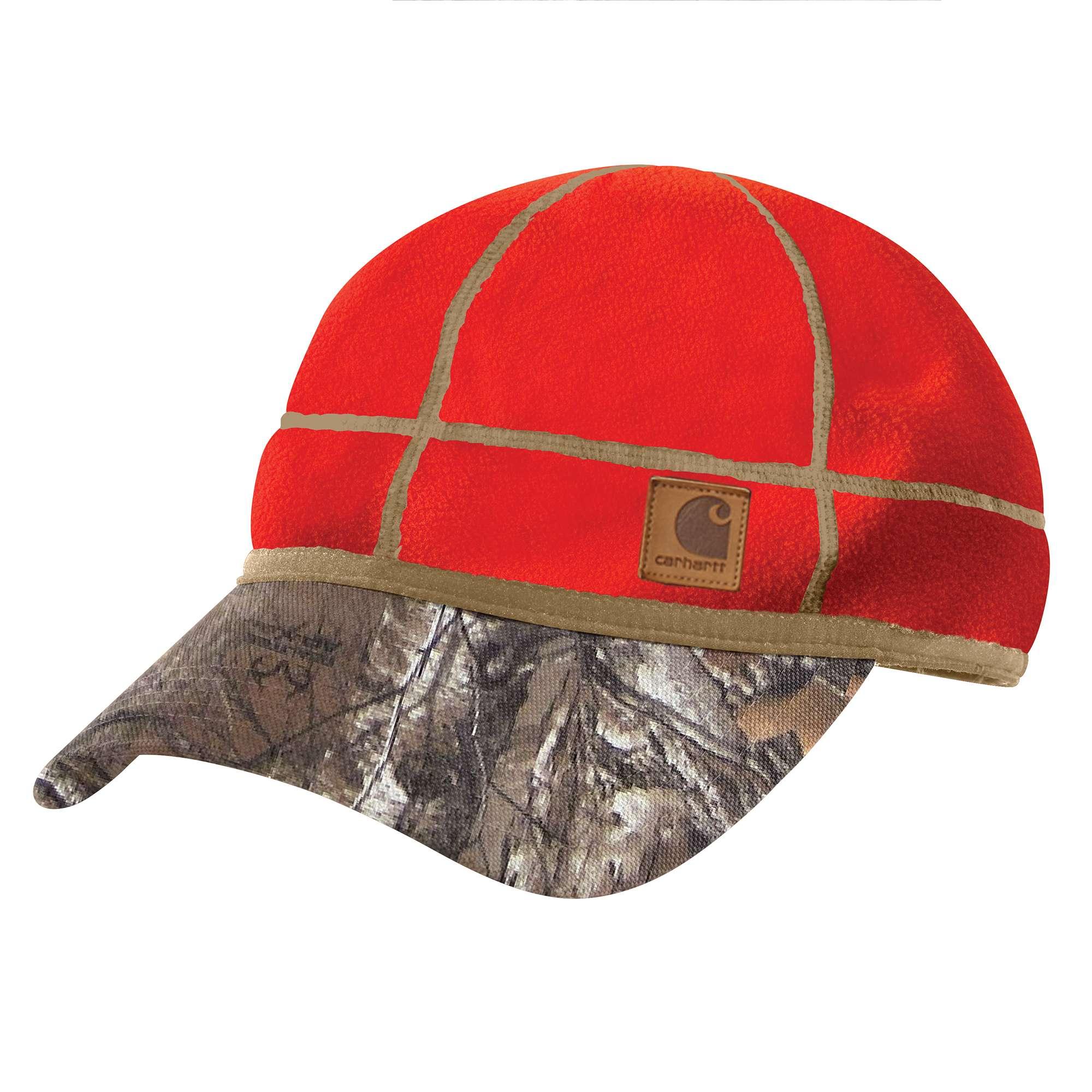carhartt carhartt force griggs fleece visor cap