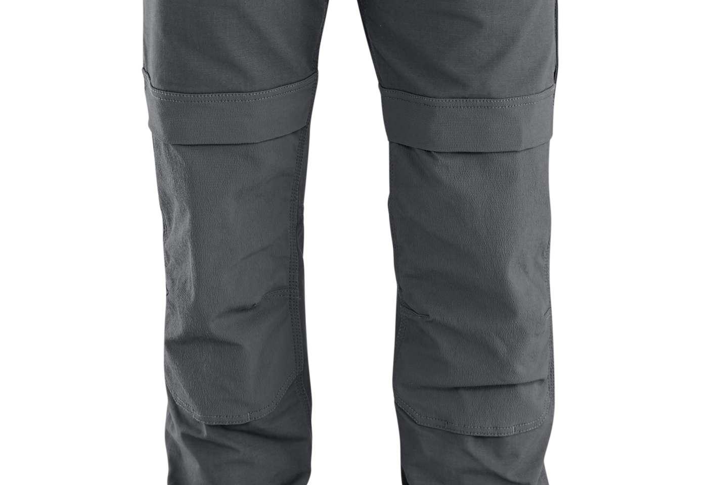 Flex CORDURA® secure flap-closure knee pad pockets