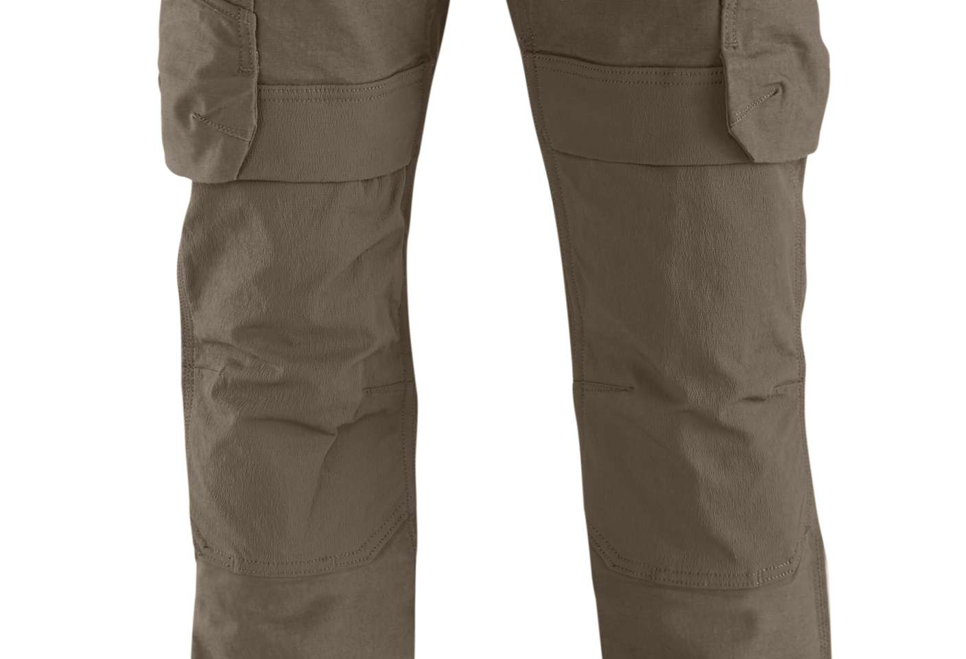 Utility cargo pockets on both legs for extra gear