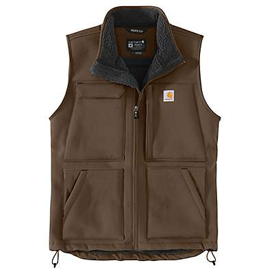 Super Dux Relaxed Fit Sherpa-Lined VestT