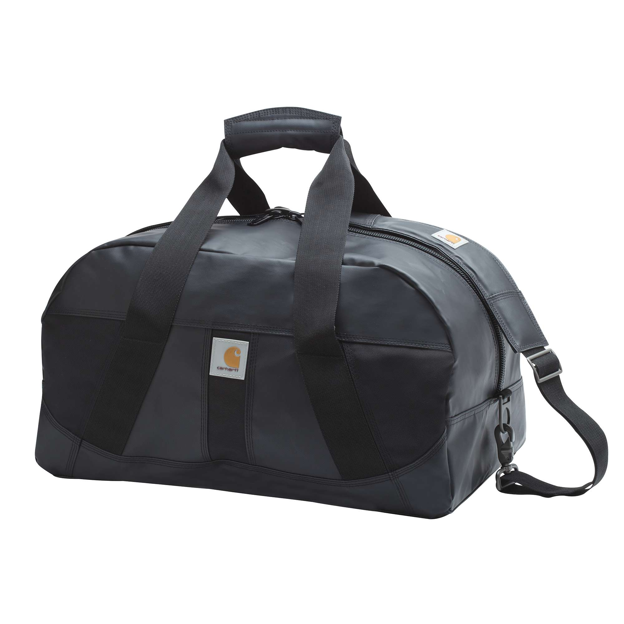 """carhartt elements 20"""" dome duffel bag black ofa"""