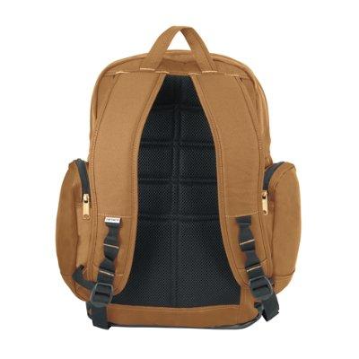 carhartt tool backpack. carhartt unisex blk-black legacy deluxe work pack - back tool backpack n