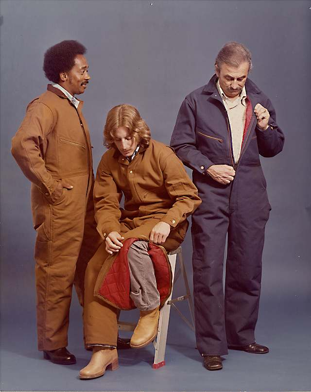 1970s coverall offerings