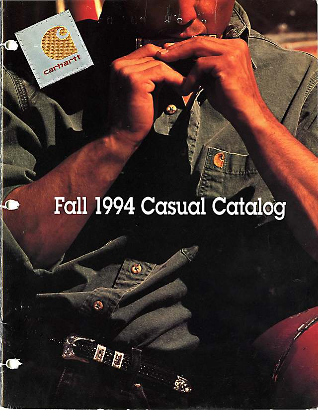 Fall Catalog 1994