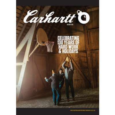 Carhartt Holiday Catalog