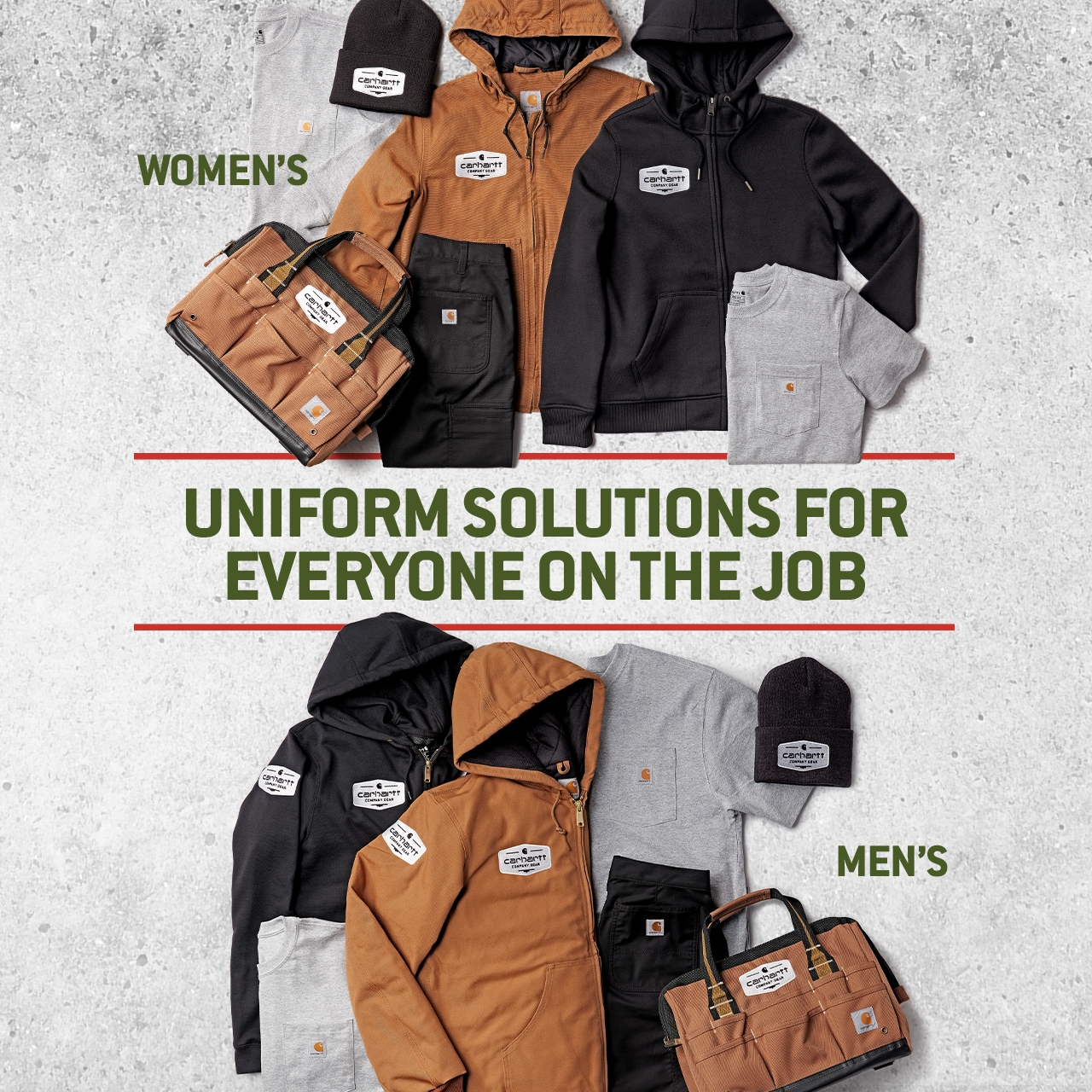 Uniform Solutions For Everyone On The Job