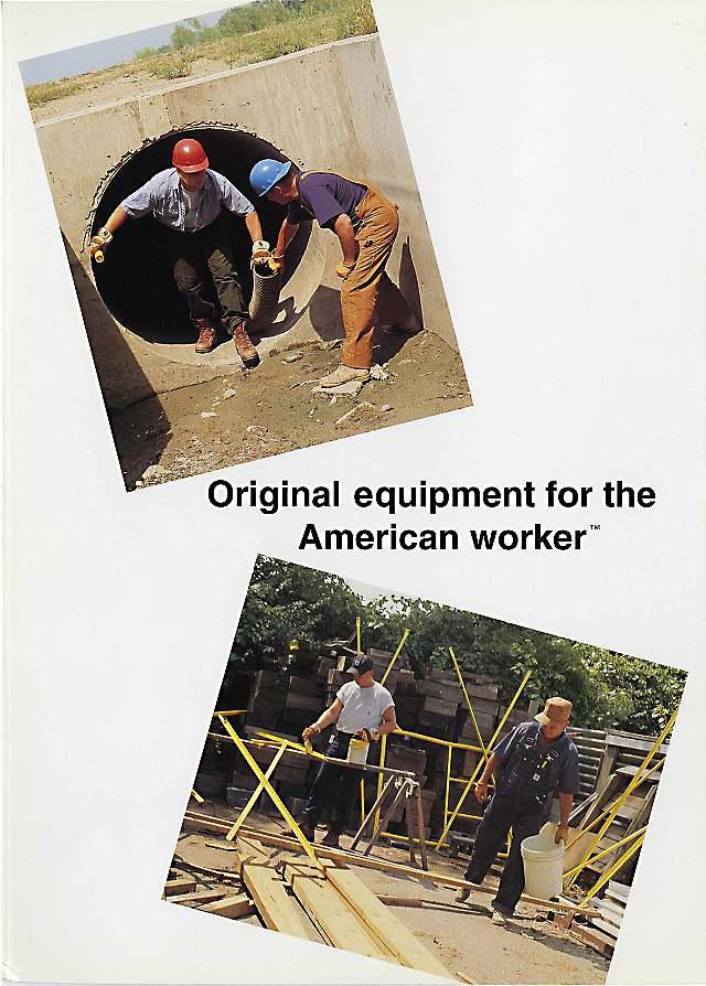 Marketing materials 1992