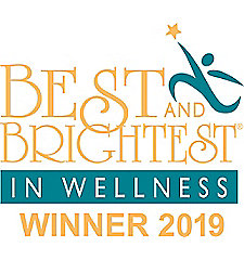 Best and Brightest in Wellness Winner 2019