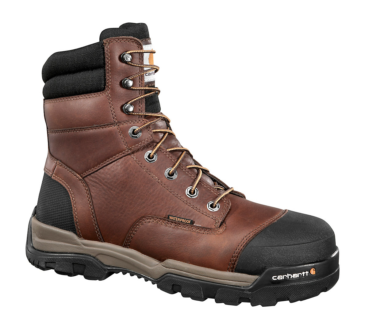 Men S Steel Toe Work Boots Safety Composite Toe Boots Carhartt