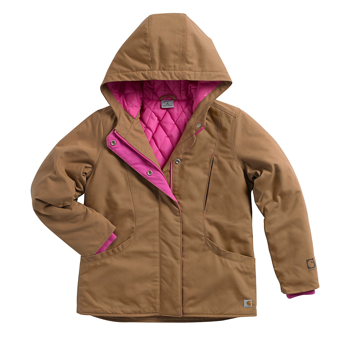 Girls&39 Outerwear: Coats &amp Jackets for Girls | Carhartt