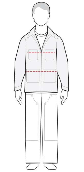 Coats And Parkas Model