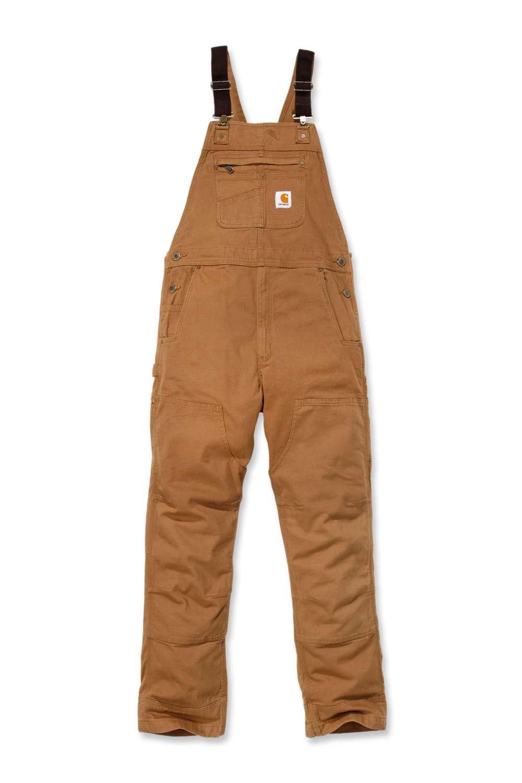 Carhartt Rugged Flex Rigby Bib i gruppen Kläder & Utrustning / Kläder / Byxor hos Blixt&Dunder AB (CA-102987r)