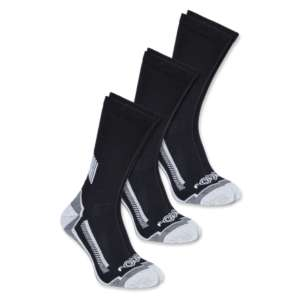 Carhartt Force Work Crew Sock 3-Pair