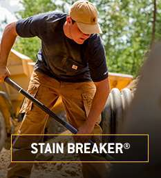 stain breaker. prevents stains from setting in