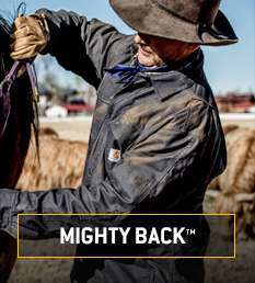 mighty back