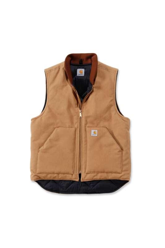 Carhartt® Brown Arctic Väst Xl i gruppen Kläder & Utrustning / Kläder / Västar hos Blixt&Dunder AB (V01BRN-XL)