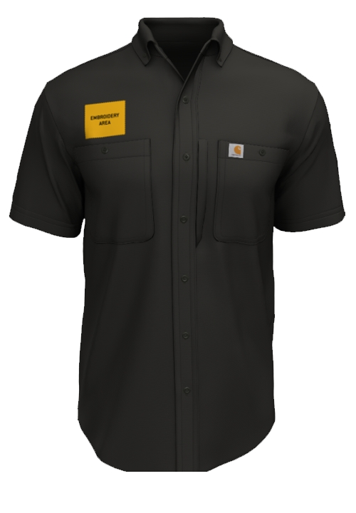 RUGGED PROFESSIONAL™ SERIES MEN'S SHORT-SLEEVE SHIRT