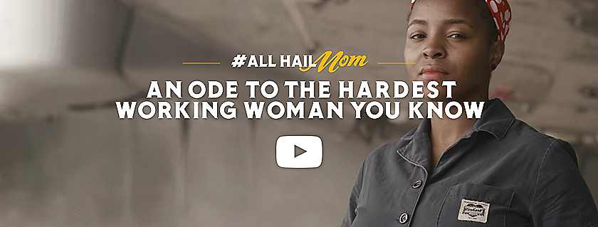 #All Hail Mom, An ode to the hardest working woman you know