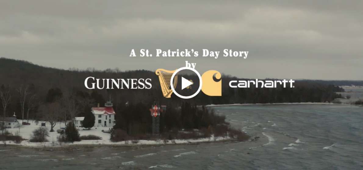 Guinness Video Image