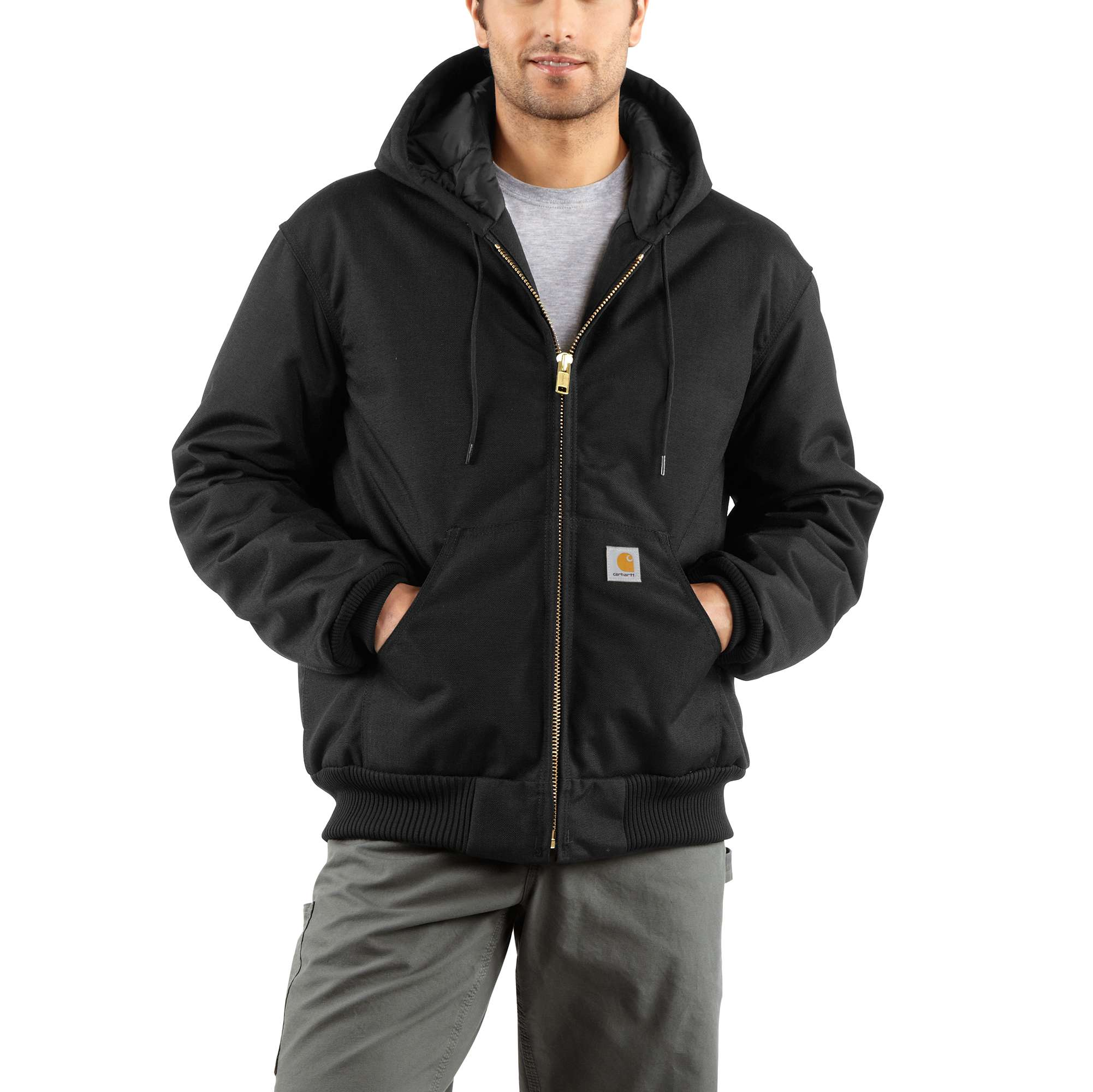 94ad953893960 Men's Yukon Extremes® Arctic-Quilt Active Jac J133 | Carhartt