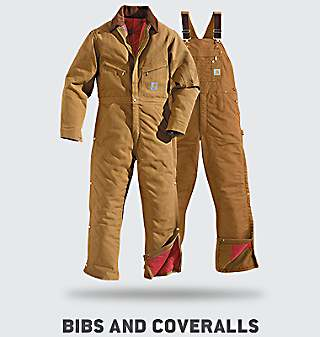 Bibs and Coveralls