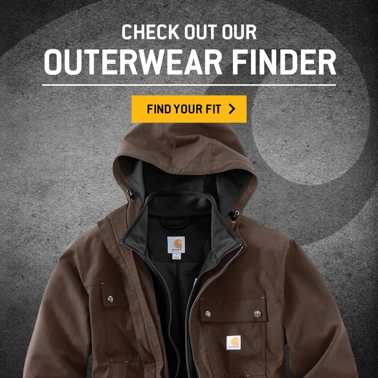 outerwear finder